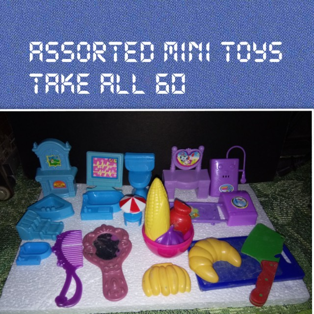 Doll house Accesories