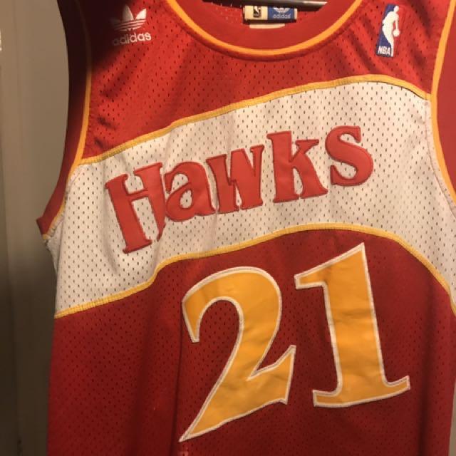 Dominique Wilkins jersey