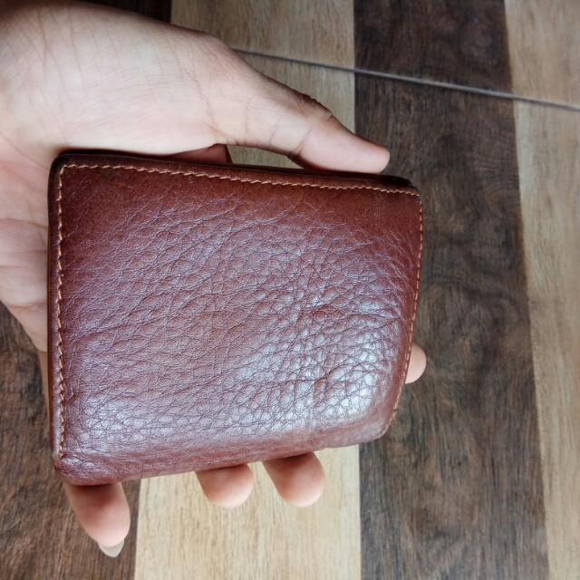 Dompet kulit no name