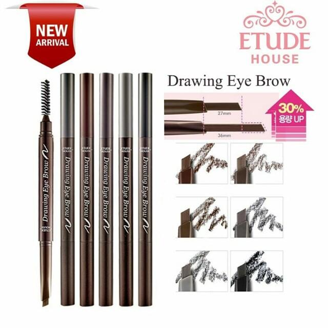 Drawing Eyebrow
