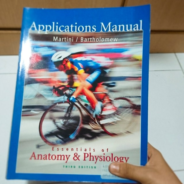 Essentials of Anatomy and Physiology, Application Manual, Books ...