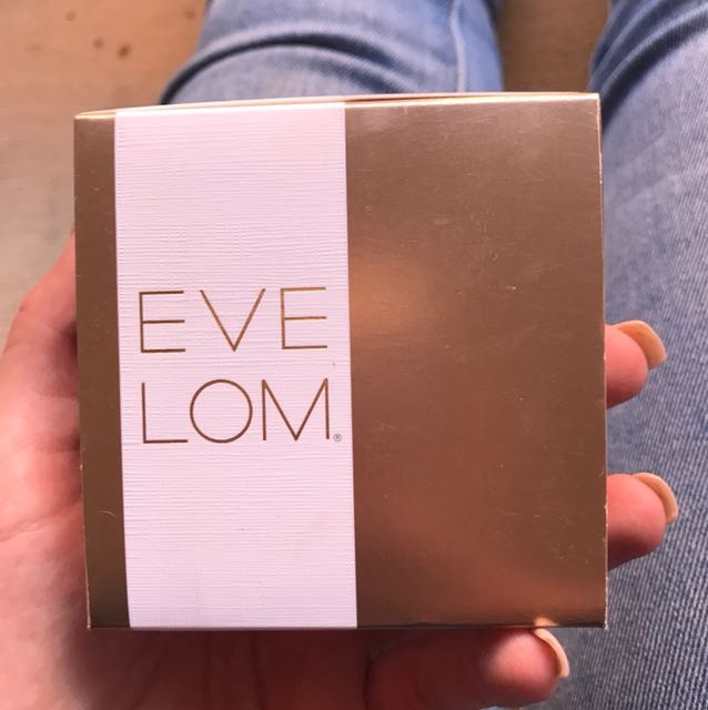 Eve Lom cream foundation