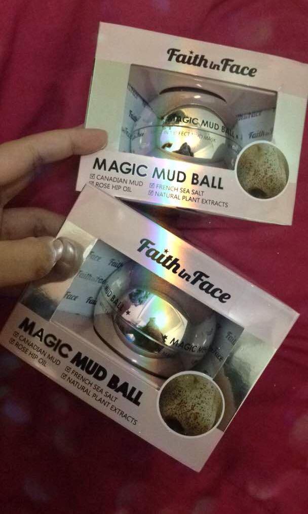 Faith In Face Magic Mud Ball