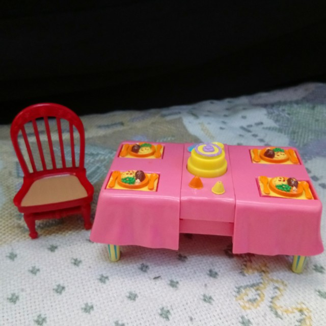 Fisher Price Loving Family Dining Table Set
