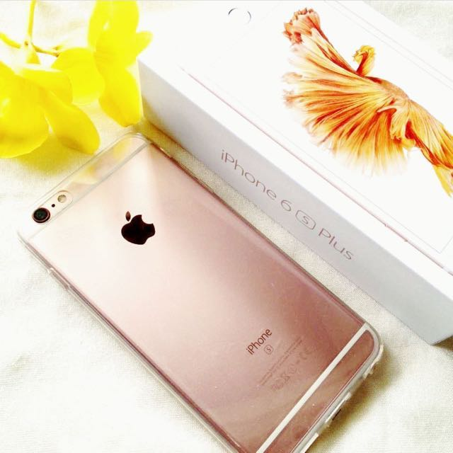 For swap Iphone 6splus 16gb Smartlocked