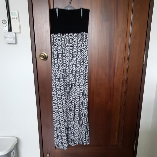 Forever 21 Tube Maxi Dress