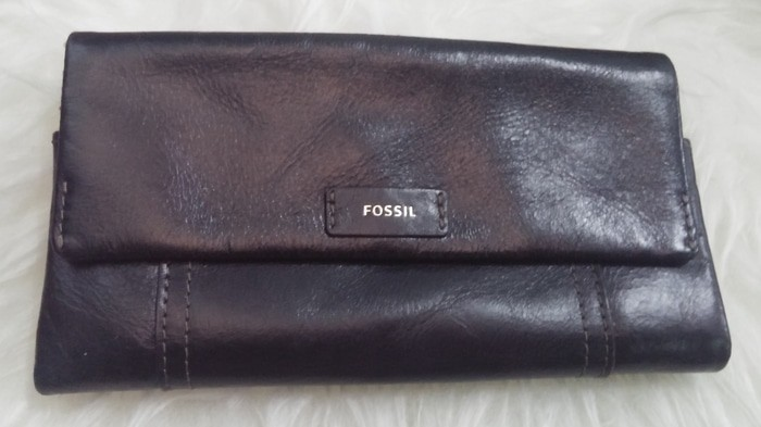 Fossil ellis long black