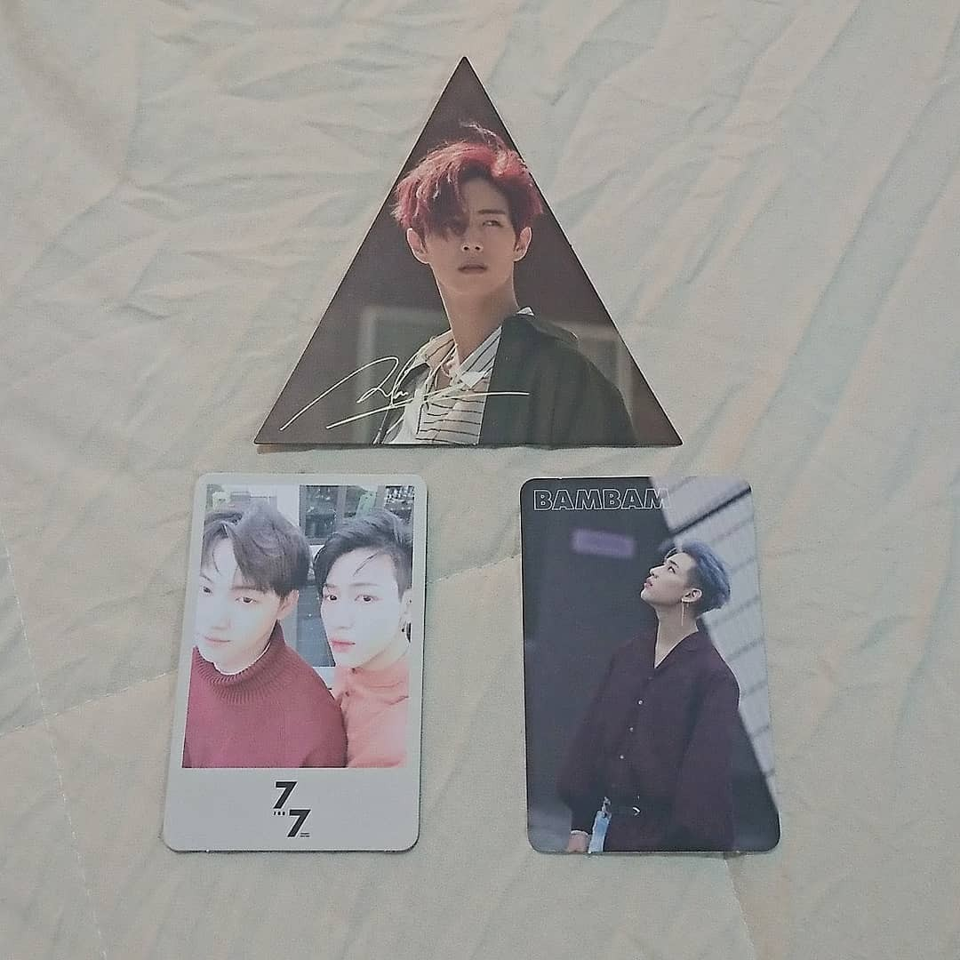 GOT7 Photocards (7for7)