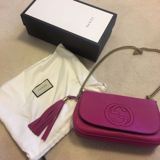 Gucci Bag 100% Authentic