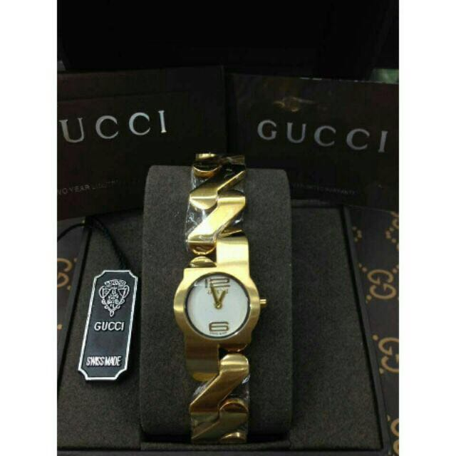 Gucci Zigzag Watch