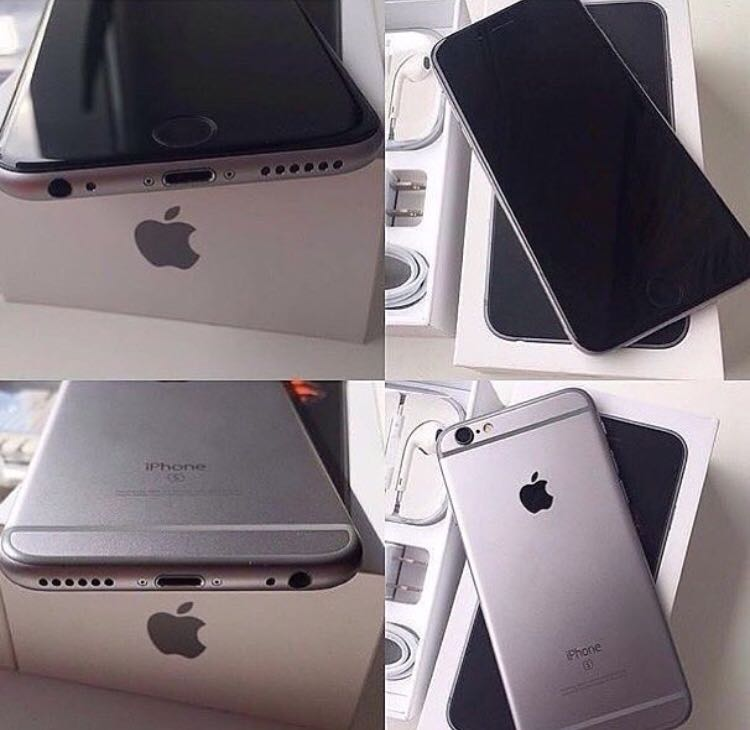 Iphone 6 full set beli di ibox
