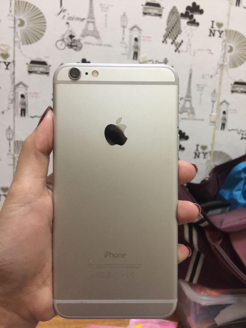 Iphone 6 plus 16gb Globe locked