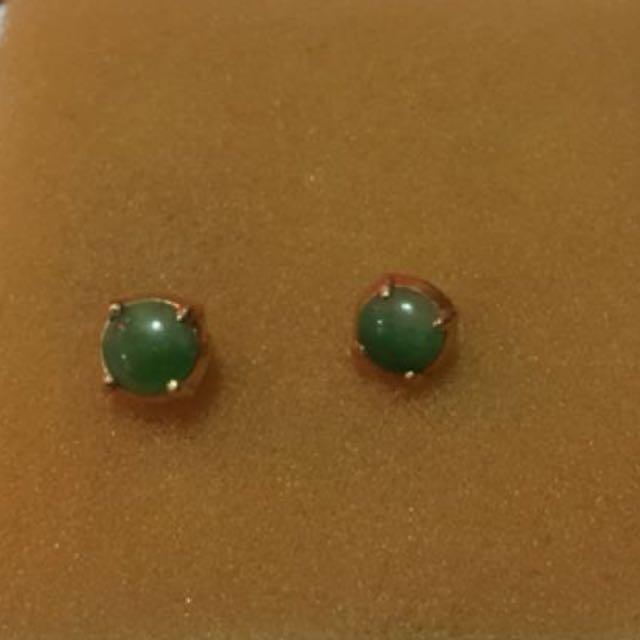 jade earing