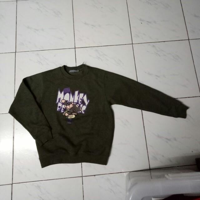 Johnwan sweater