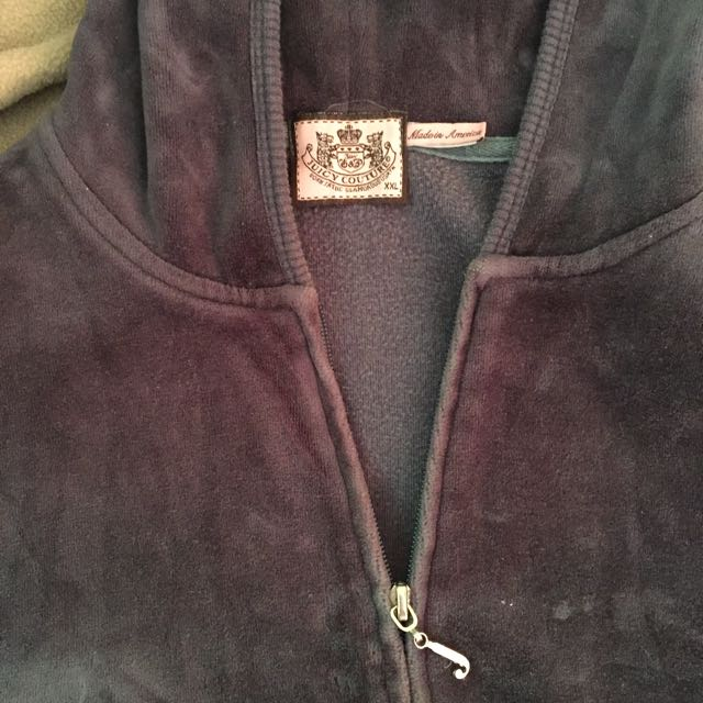 Juicy couture grey sweater