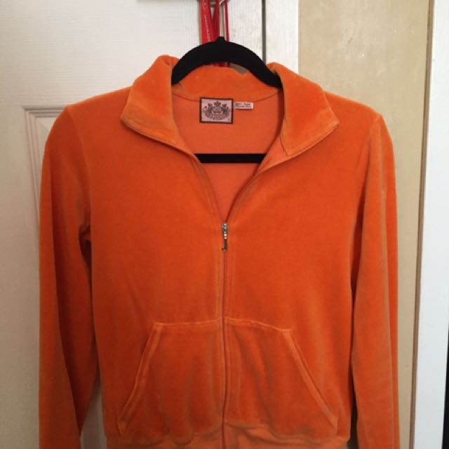 Juicy couture no hood sweater