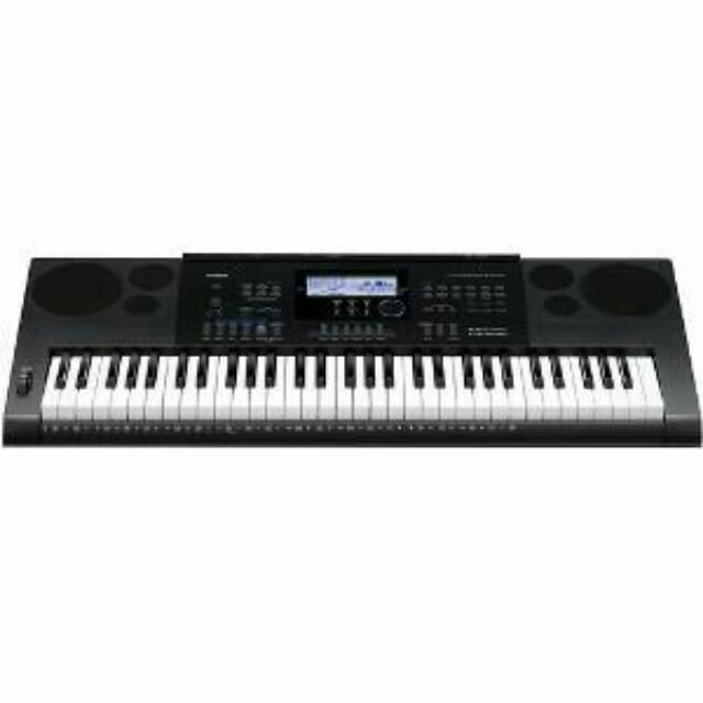 Keyboard Music Merk casio type ctk -6200