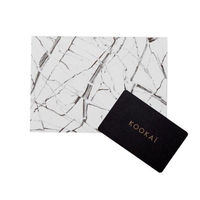 KOOKAI $200 VOUCHER