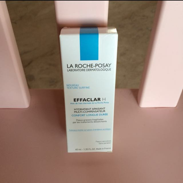 La Roche-Posay Effaclar H Compensating Moisturizer
