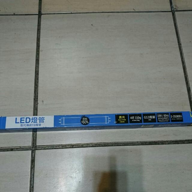 億光LED燈管