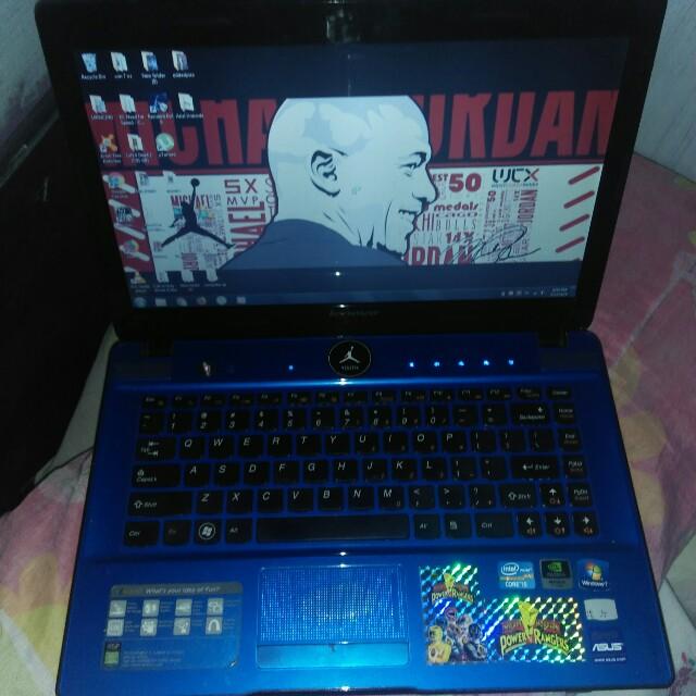 Lenovo laptop z470 core i5