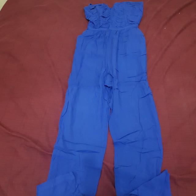 Long jumpsuit