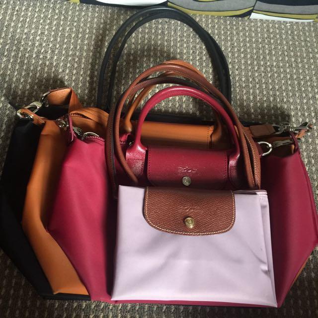 Longchamp 3 In 1 Sale!