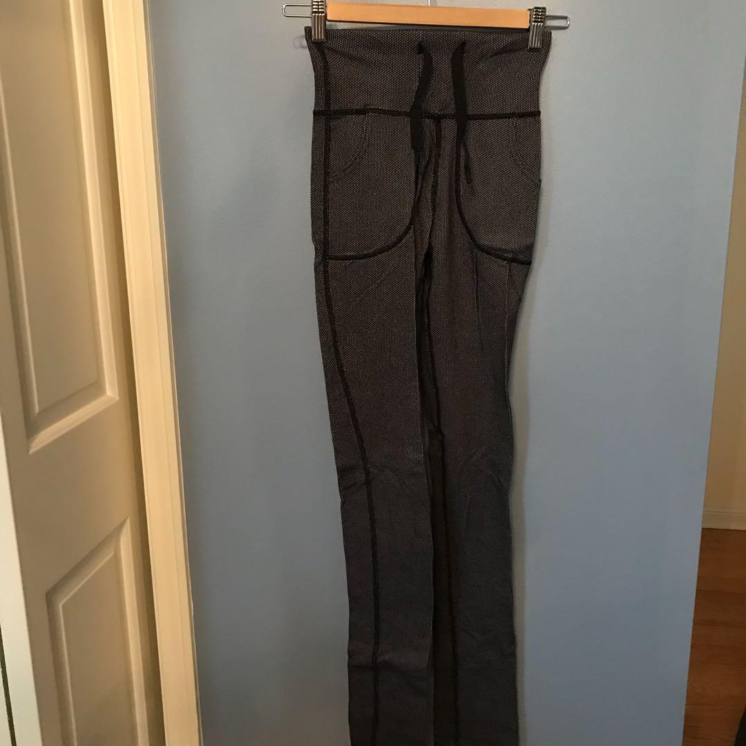 Lululemon knit pants 2
