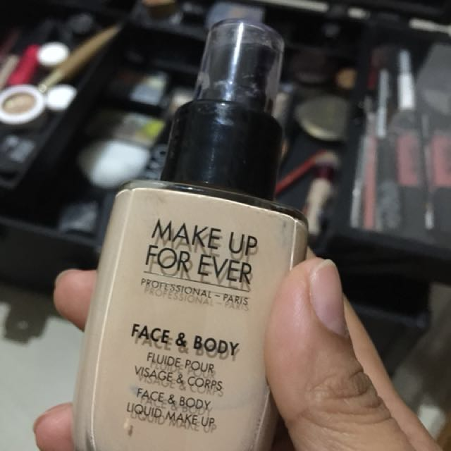 Make Up For Ever foundation
