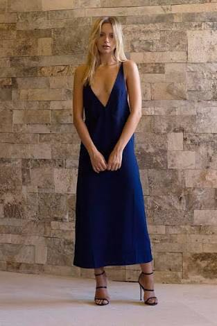 maurie and eve st clouds dress navy