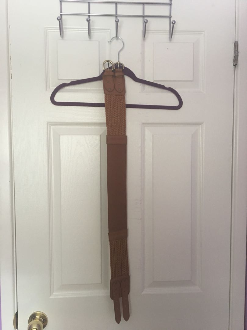 Medium/Large Brown Belt