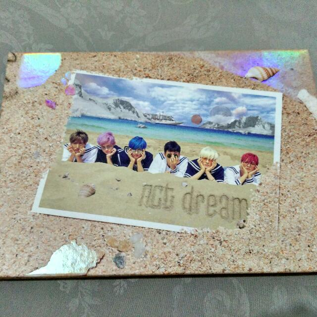 Nct Dream 1st Mini Album We Young - 1st Press Complete With Poster