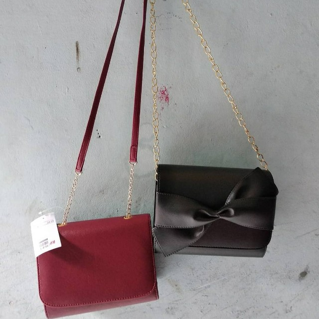 New Sling bag pita+ sling bag h&m
