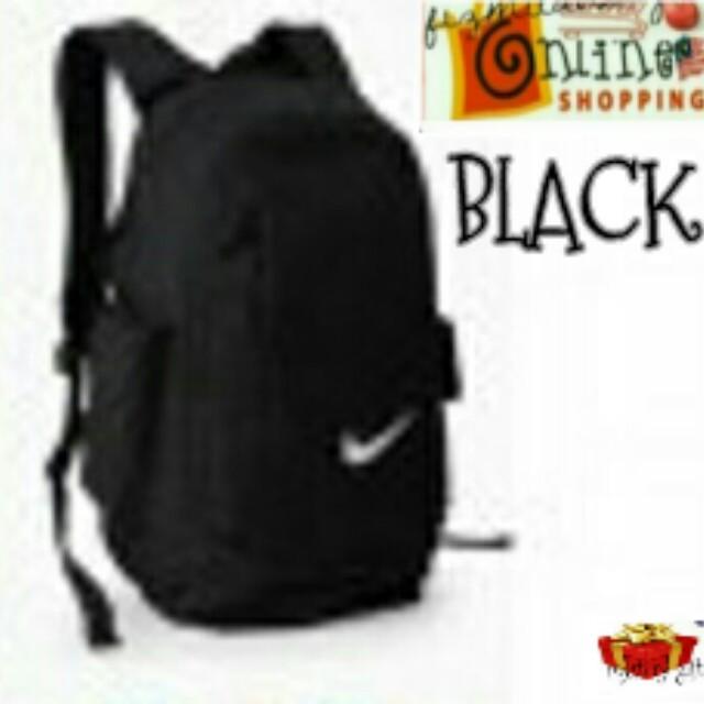 92ce642c2 NIKE LAPTOP SPORT TRAVEL BACKPACK #DJ018#, Men's Fashion, Bags ...