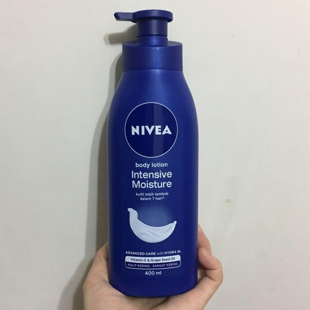 NIVEA 妮維雅身體乳