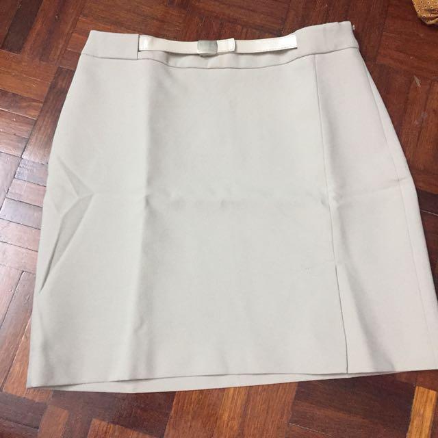 OL Skirt From MANGO  #Bajet20