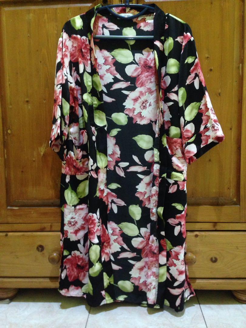Outer kimono Mayoutfit