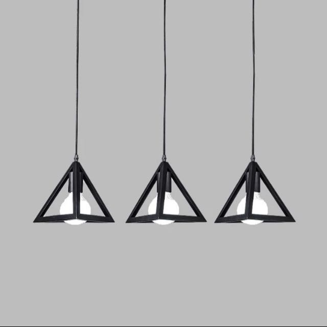 Pendant Lights Look