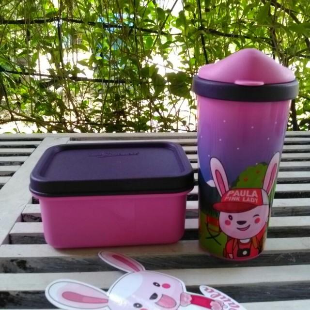 Pink Meal Set