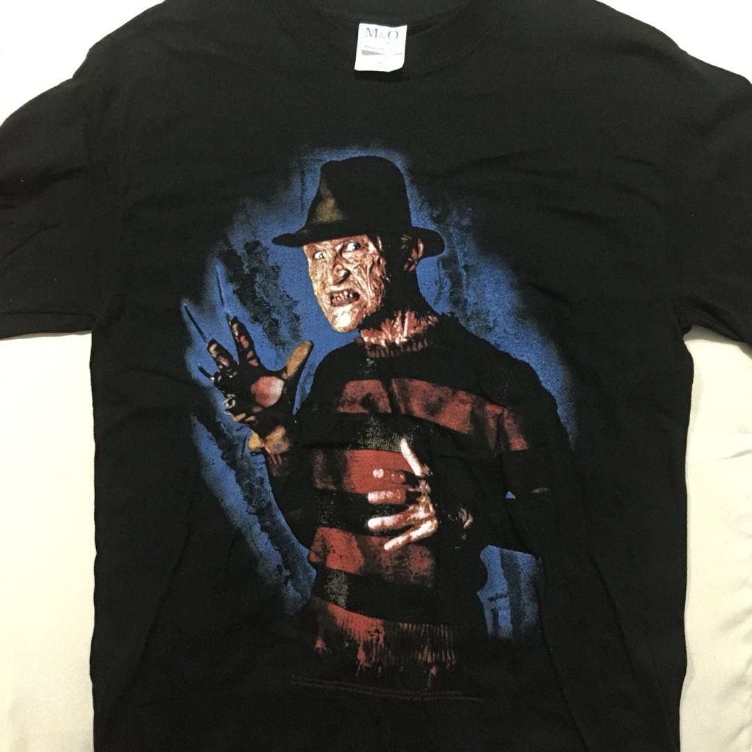Planet Hollywood 2002 Collection Horror Series T-Shirt