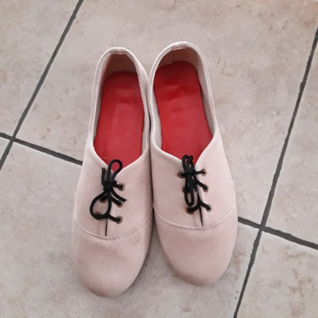 SALE Preloved Flatshoes Tali Murah Wanita