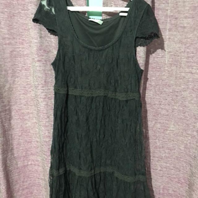 Promod Grey Dress