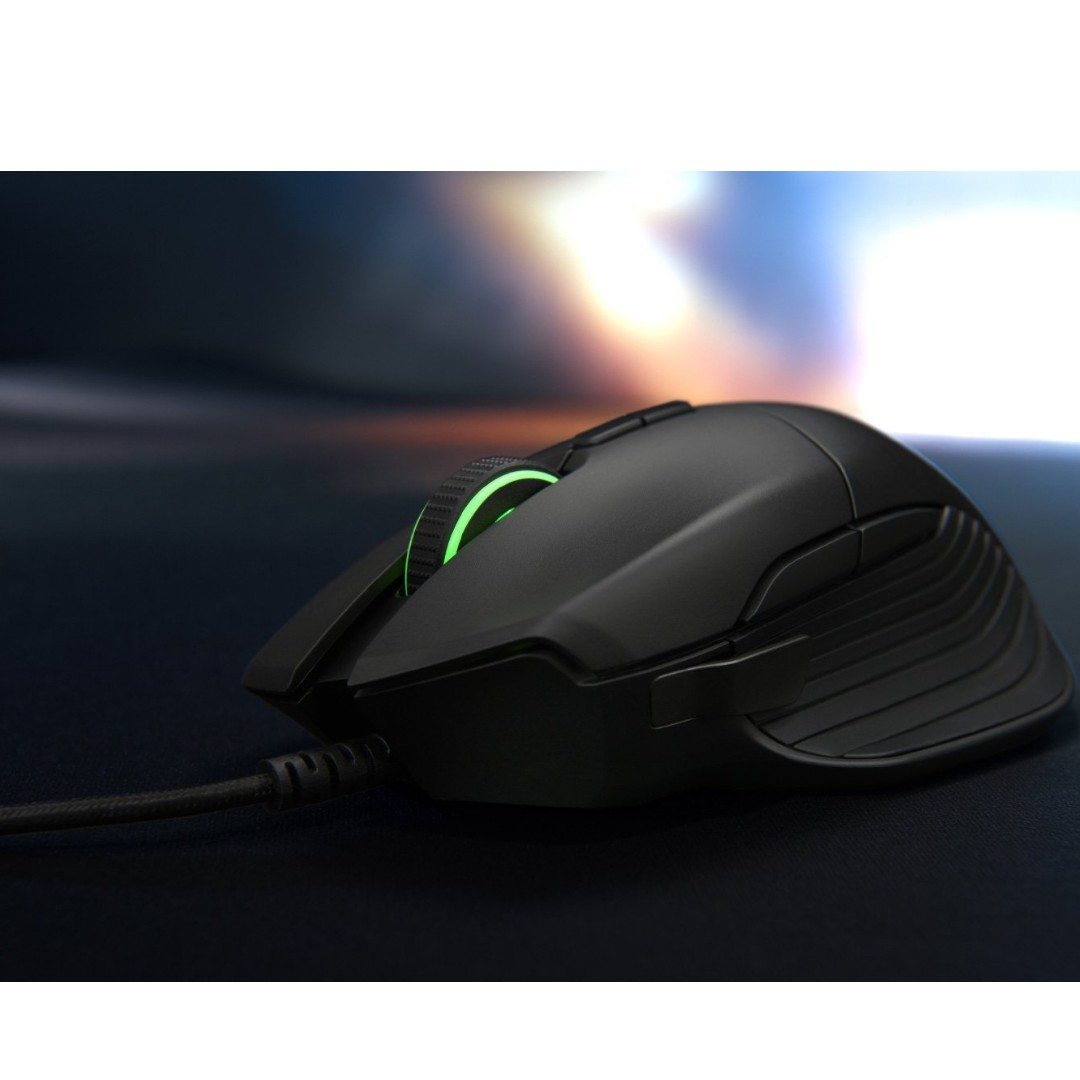577f829ee87 Razer Basilisk - FPS Gaming Mouse, Toys & Games, Video Gaming ...