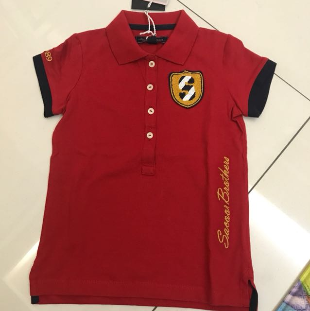 Sacoor brothers Polo T