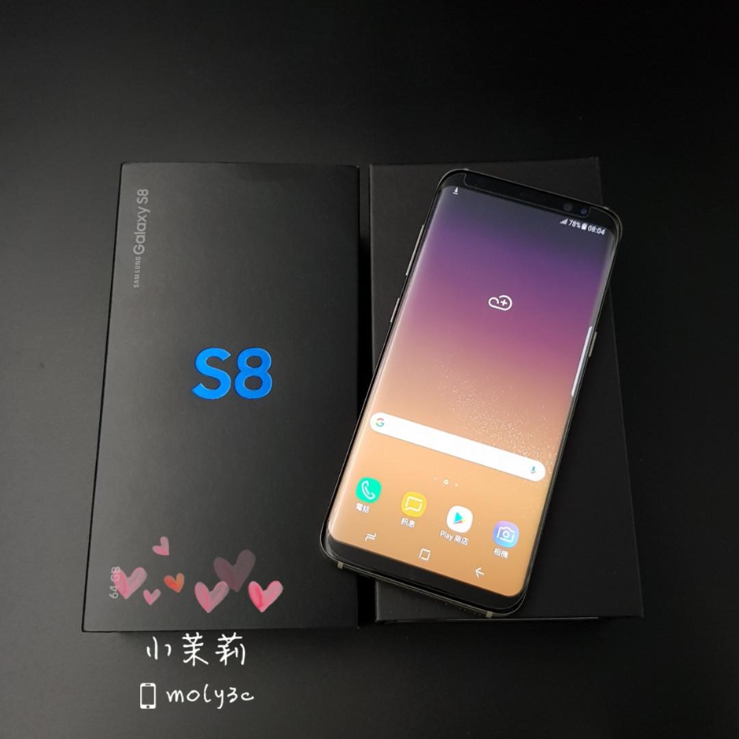 "Samsung S8 5.8"" 4G+64G G950FD (金 Gold)"