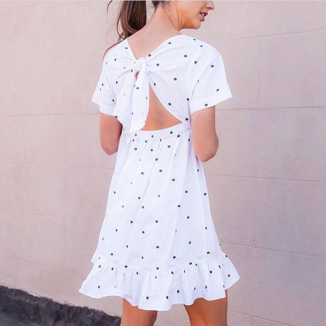 Seed mini Spot dress