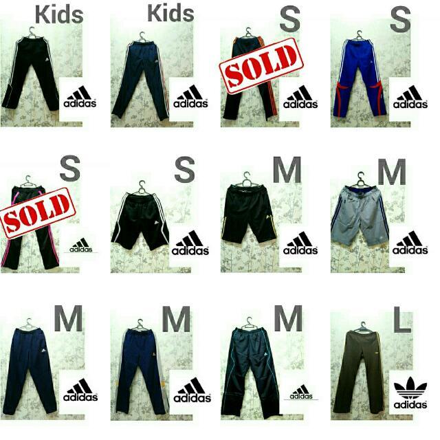 Seluar Adidas Original ®