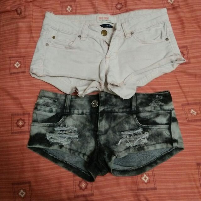 Sexy Short Take All