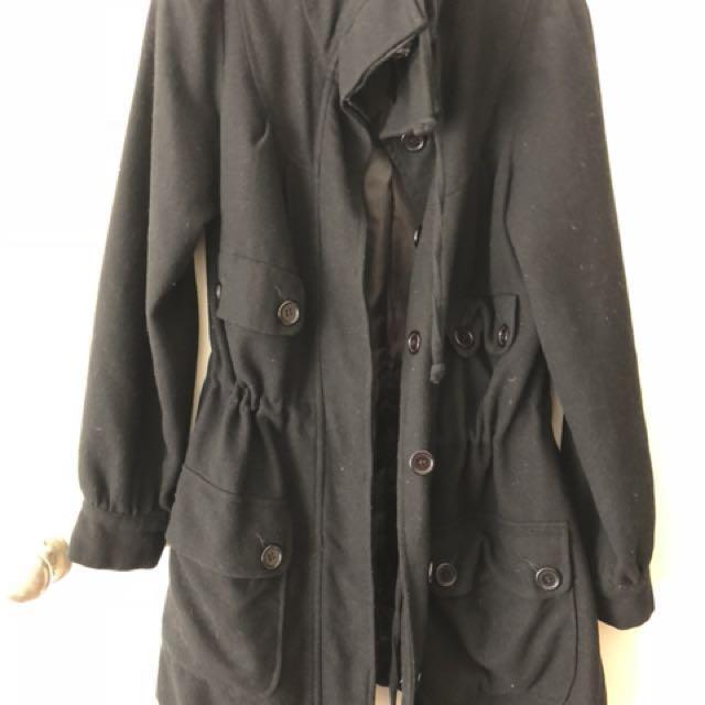 Size 8 Mink Pink Jacket