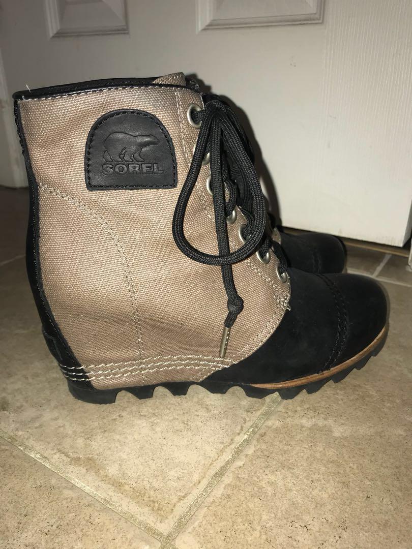 Sorel PDX Wedge Boots (Waterproof)